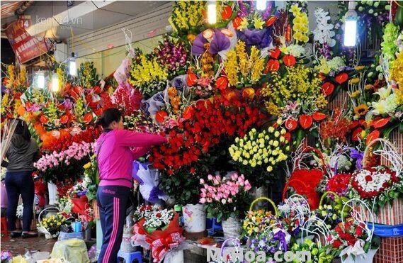 Shop hoa tươi quận 12