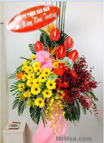Cửa hàng hoa tươi Gò Vấp