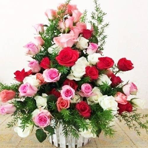 Cửa hàng hoa tươi Bình Tân