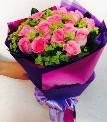 Bó hoa sinh nhật F451