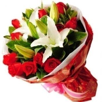Bó hoa ly