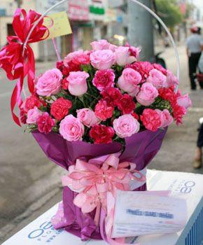 Gio hoa yeu thuong mai mai