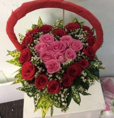 Hoa đẹp tặng bạn gái