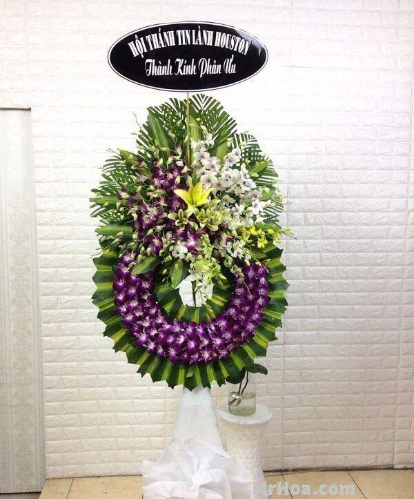 Hoa tang lễ quận 12