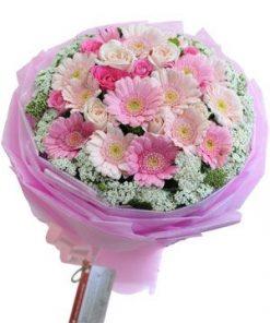 Hoa sinh nhật tặng bạn gái
