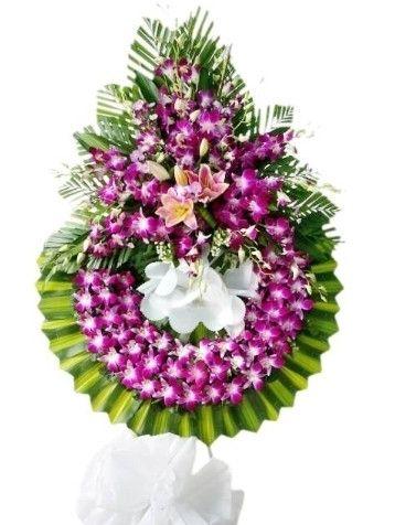 Hoa tang lễ Bình Tân