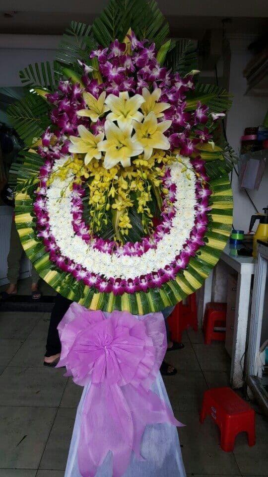 Hoa tang lễ quận 11