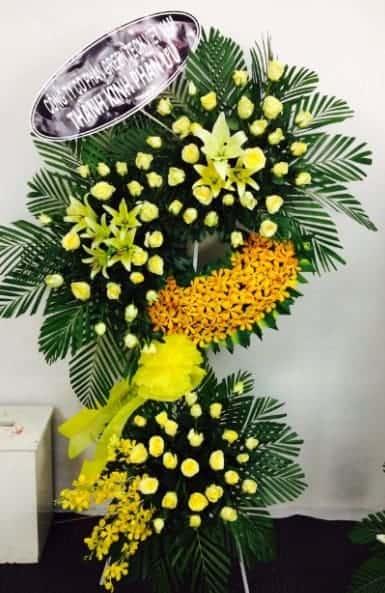 Hoa dam tang pham hung quan 8 hcm