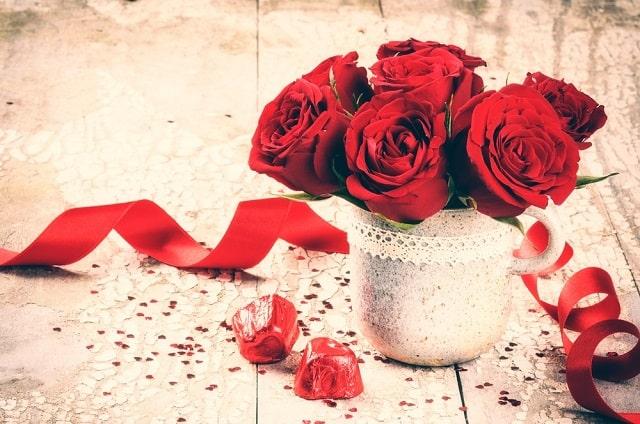 hình nền hoa hồng đẹp tặng sinh nhật