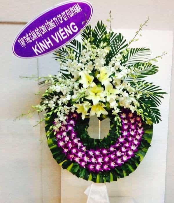 ý nghĩa của hoa tang lễ
