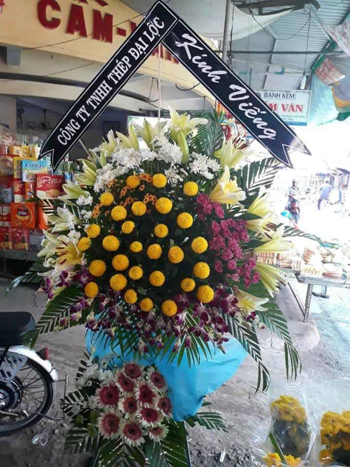 Cua hang hoa tuoi Cho Moi