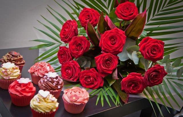 Hoa hồng đỏ tình yêu