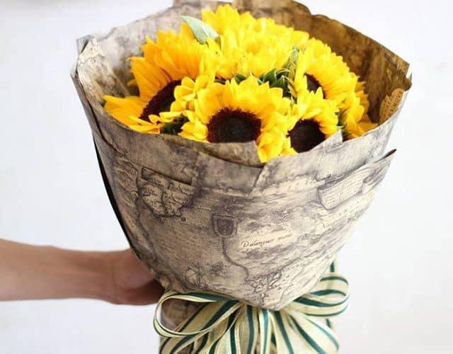 Bó hoa đẹp cho sinh nhật