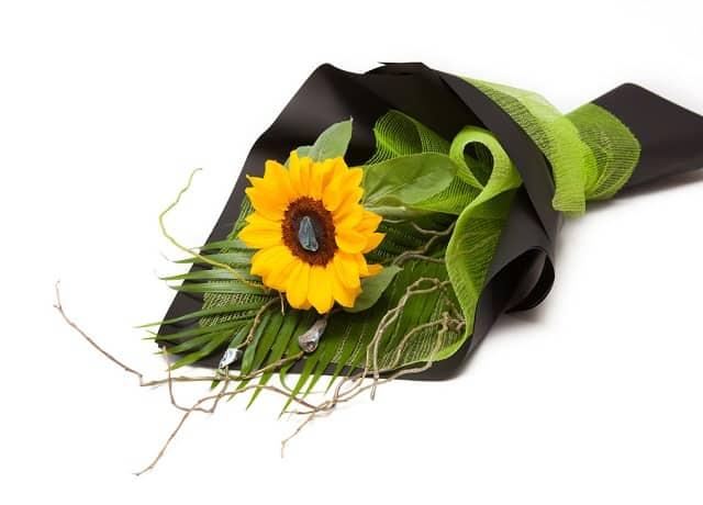 Hoa hướng dương tặng bạn bè 20-10
