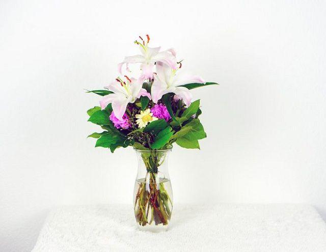 Hoa ly sinh nhật đẹp nhất thế giới
