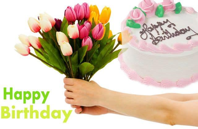 Bó hoa sinh nhật đẹp tặng đồng nghiệp