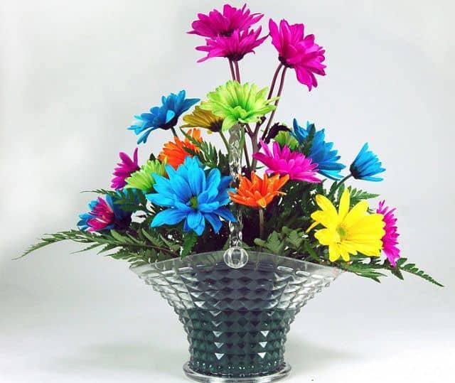 Hoa sinh nhật đẹp trong bình