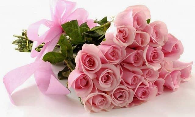 Bó hoa hồng sinh nhật đẹp nhất thế giới