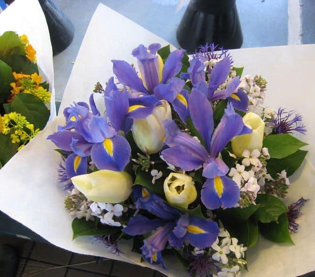 Chọn hoa sinh nhật tặng chồng