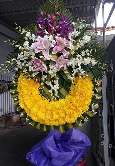 Hoa chia buon cai dau chau phu an giang