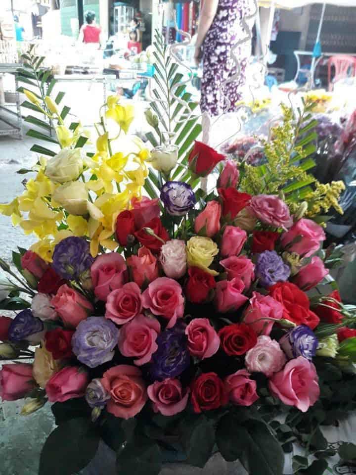 Shop hoa tuoi cho moi