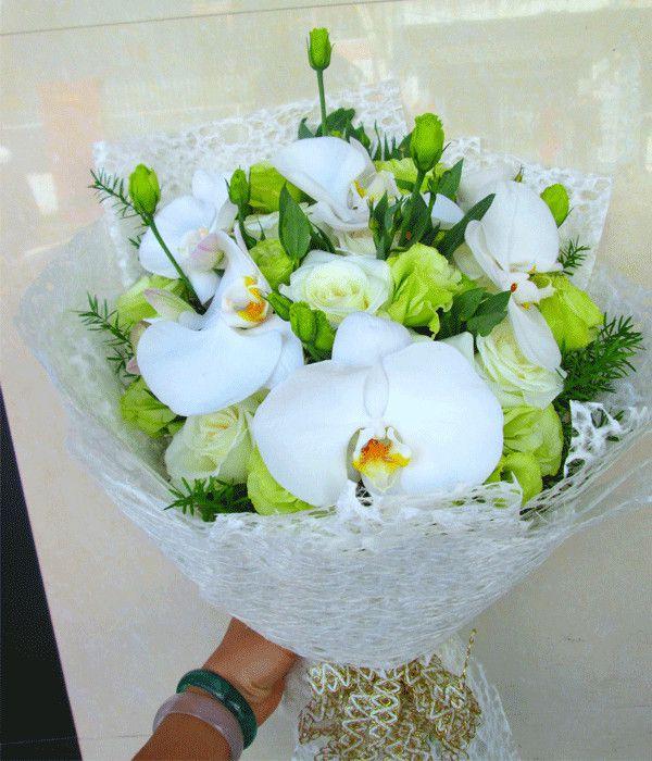 Cua hang hoa tuoi dau tieng