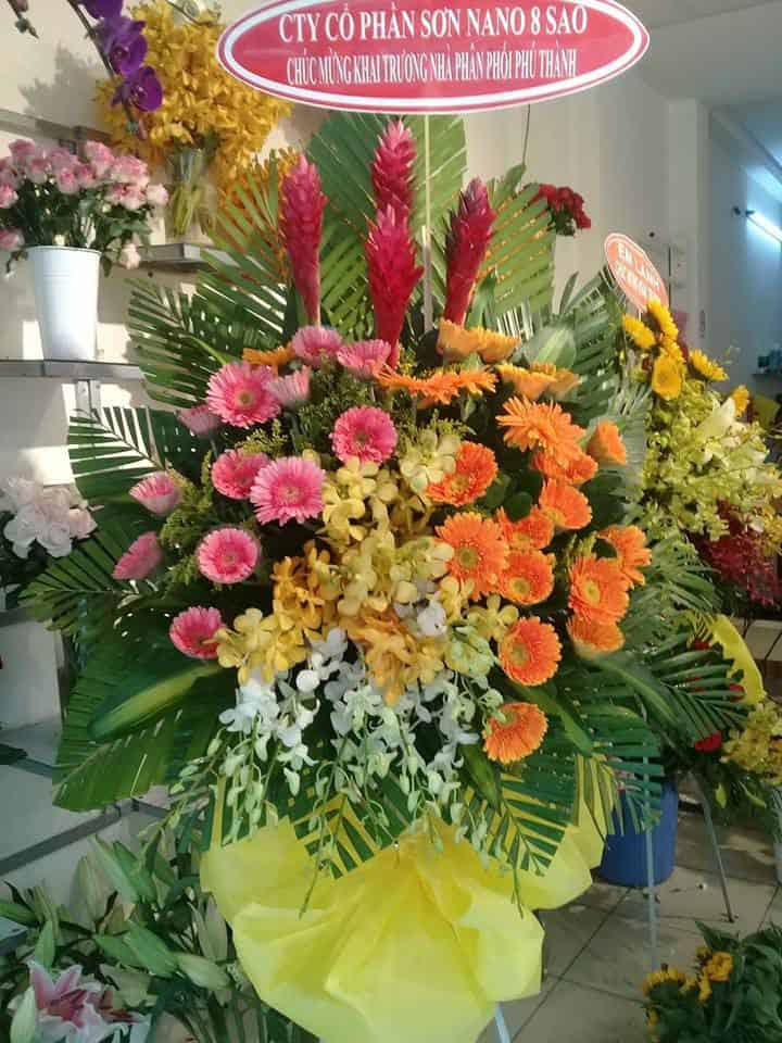 Cua hang hoa tuoi DUong Minh Chau Tay Ninh