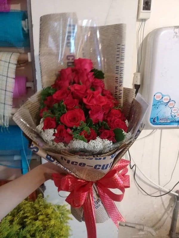 Cửa hàng hoa tươi tại Tân Biên tây Ninh
