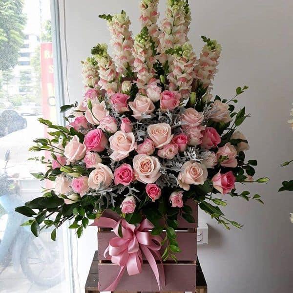 Cửa hàng hoa tươi Trảng Bom