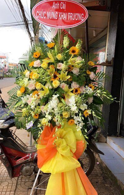Hoa tuoi krongpac dac lac