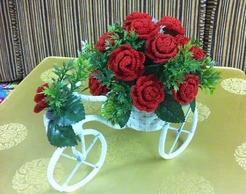 hoa sinh nhật đặc biệt nhất