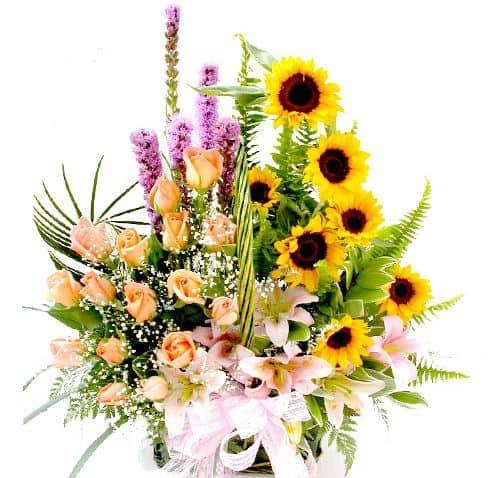 hoa sinh nhật đẹp độc đáo 11