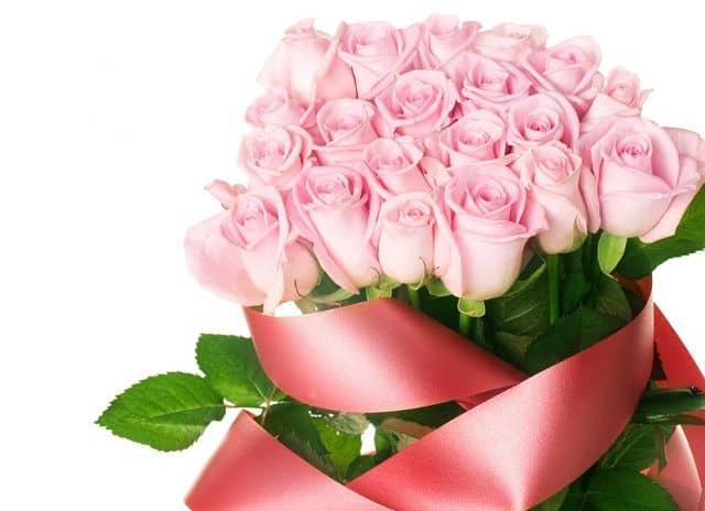 Hoa sinh nhật giỏ hoa hồng 2