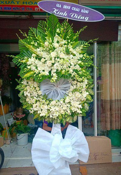 Hoa tang le dong phu binh phuoc