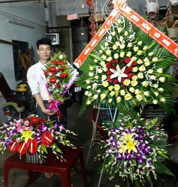 Hoa tuoi Nhon Trach Dong Nai