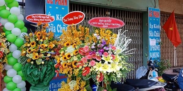 Shop hoa tuoi Tan Bien Tay Ninh