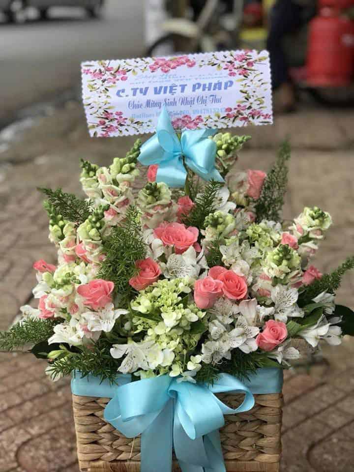 Shop hoa tuoi Buon Ma Thuot