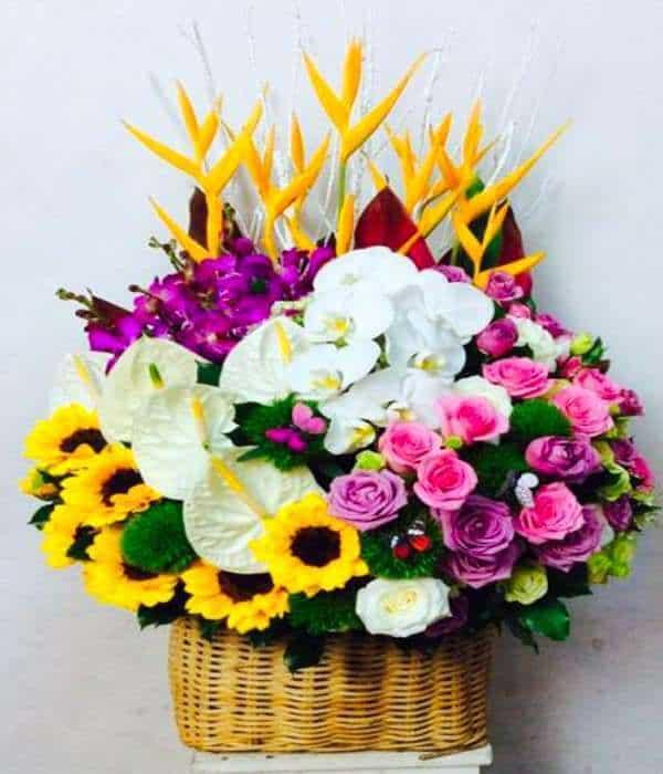 Shop hoa tuoi phu giao binh duong giao hoa
