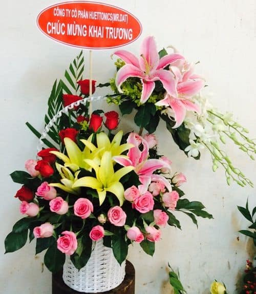 Shop hoa tuoi Phuoc Buu Xuyen Moc