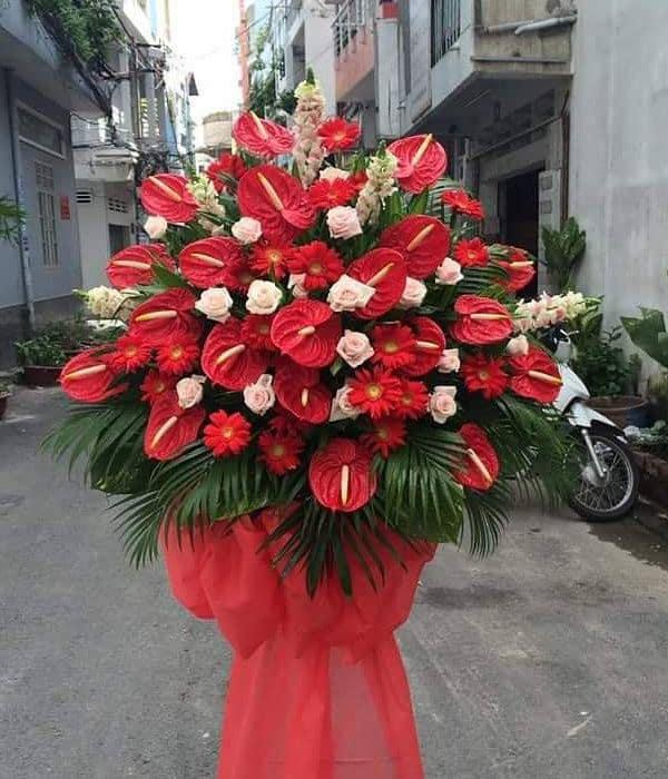 Shop hoa tuoi Phuoc Vinh Phu giao