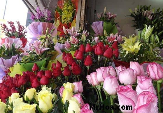 Shop hoa tuoi quan 1