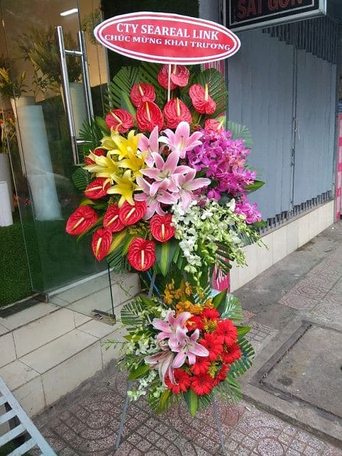 Cua hang hoa tuoi Bien Hoa
