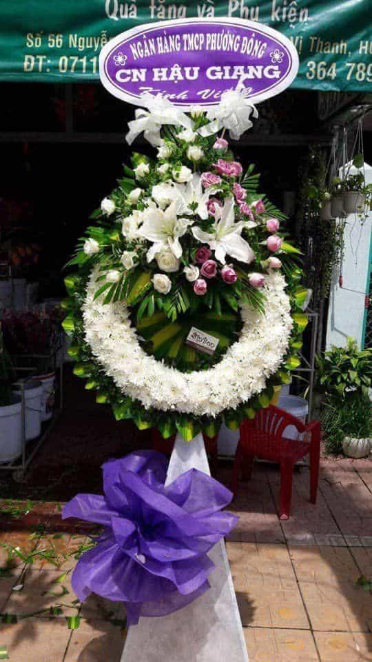 Cua hang hoa tuoi Hau Giang