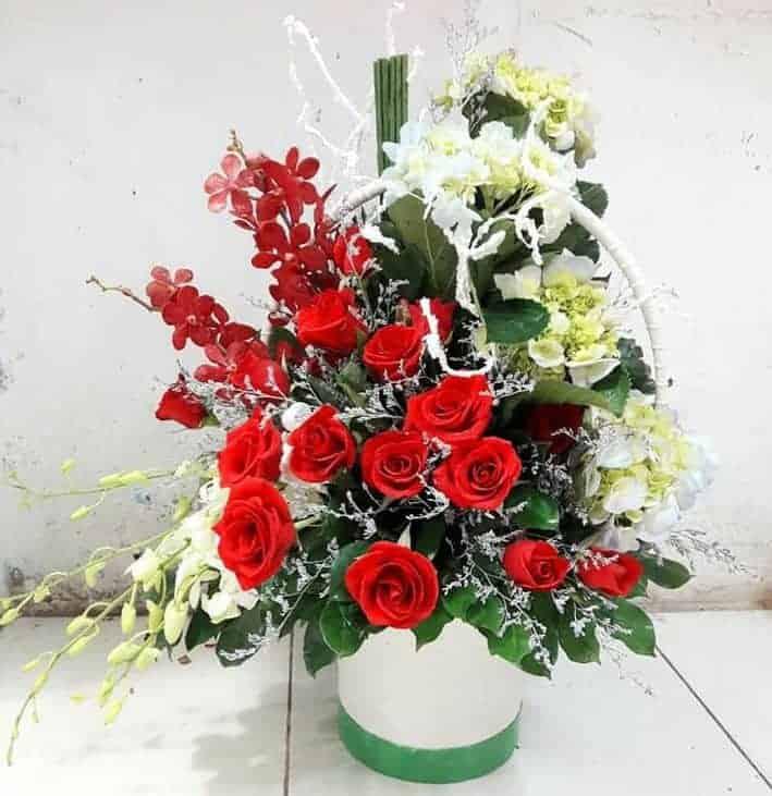 Cua hang hoa tuoi Long Xuyen