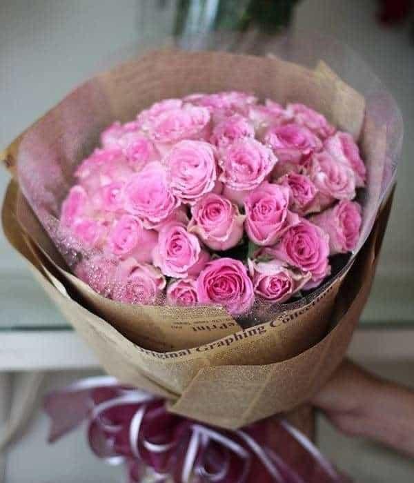 Cửa hàng hoa tươi Tân Uyên