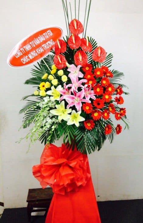Giao hoa tai Thuan An Binh Duong