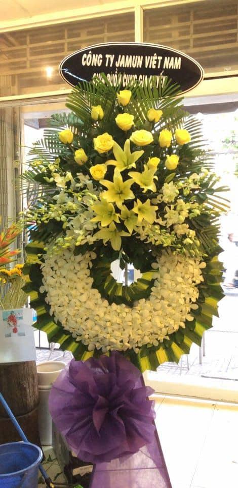 Hoa chia buồn đám tang
