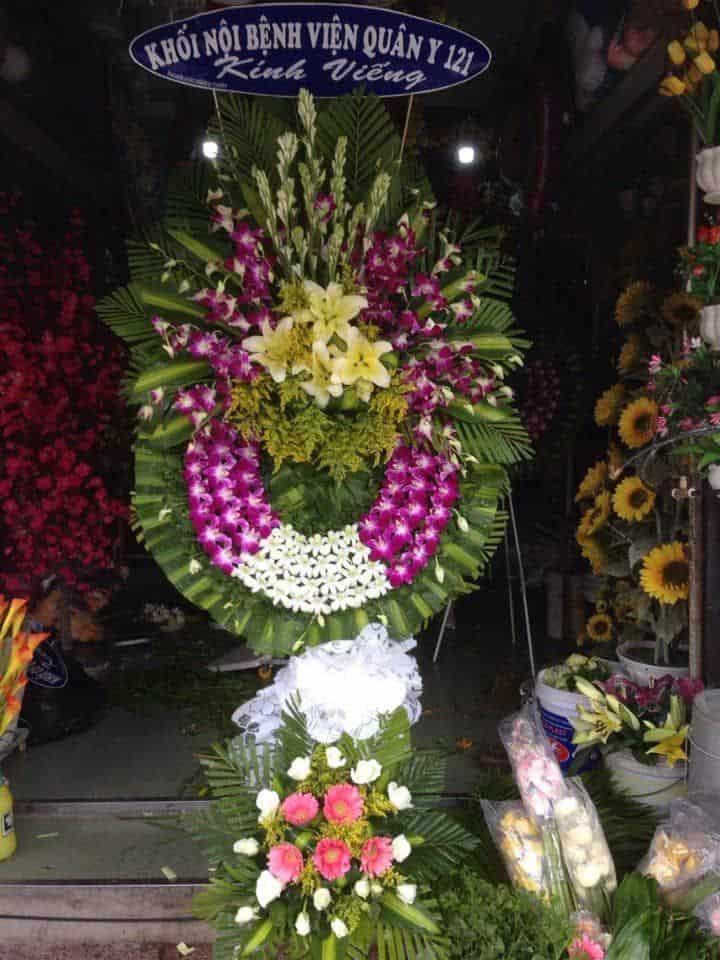 Hoa tang le tại cai lậy