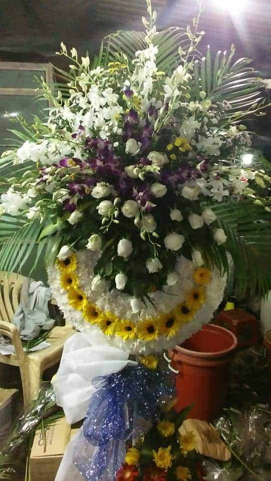 hoa tang lễ kiên lương