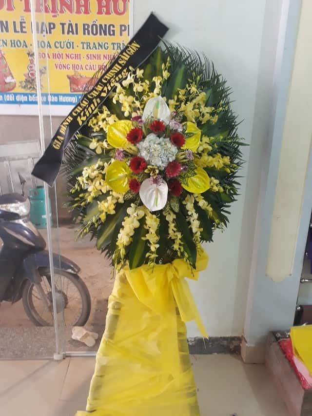 hoa tang lễ triệu sơn
